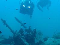 Plongée en Corse - B 25
